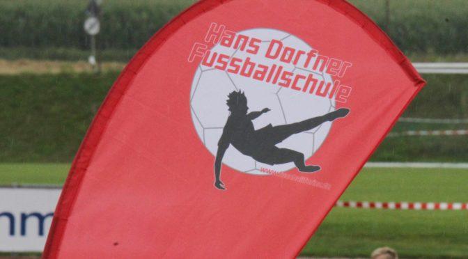 Dorfner-Fußballschule in Dasing
