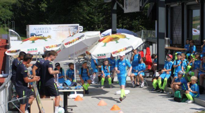 """Ferienprogramm """"Hans-Dorfner-Fußball-Schule"""""""